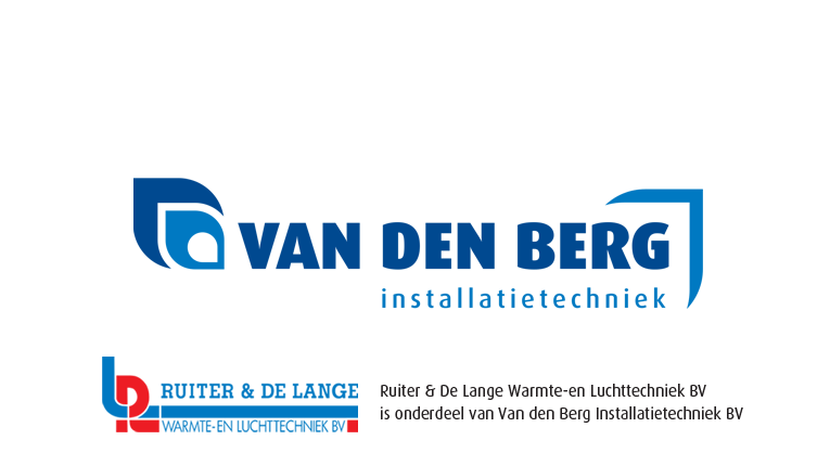Logo Van den Berg Installatietechniek